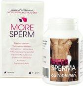 Meer Sperma - 60 tabletten