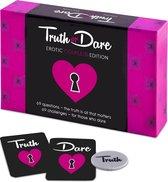 Tease & Please Truth or Dare - EN Roze - Erotisch Bordspel