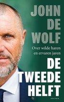 Boek cover De tweede helft van John de Wolf (Hardcover)