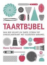 Boek cover Taartbijbel van Dhr. Hans Spitsbaard (Hardcover)