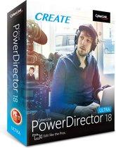 Cyberlink PowerDirector 18 Ultra - Meertalig - Windows Download