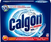 Calgon 3 in 1 Powerball Tabs Wasmachine Reiniger en Anti kalk - 55 Tabletten