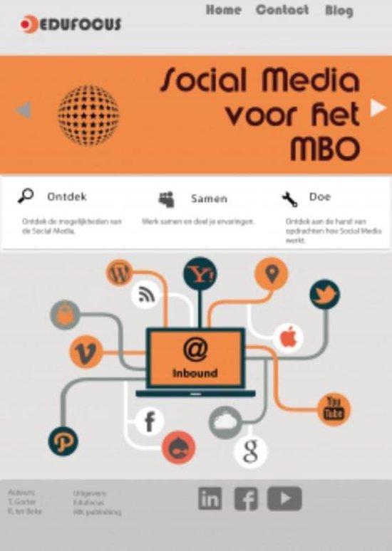 Social media voor het MBO - Rene Ter Beke |