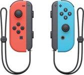 Nintendo Switch Joy-Con Controller paar - Neon Rood en Blauw
