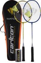 Carlton MATCH 100 -  2  spelers Badmintonset