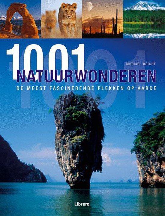 1001 natuurwonderen - Michael Bright pdf epub