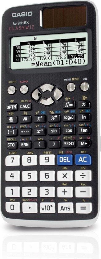 Casio Classwiz FX-991EX - Rekenmachine