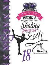 It's Not Easy Being A Skating Princess At 18