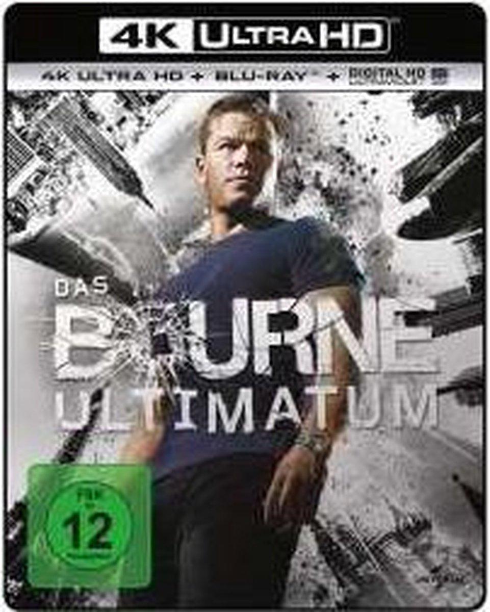 The Bourne Ultimatum (2007) (Ultra HD Blu-ray & Blu-ray)-