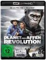 Dawn of the Planet of the Apes (2014) (Ultra HD Blu-ray & Blu-ray)