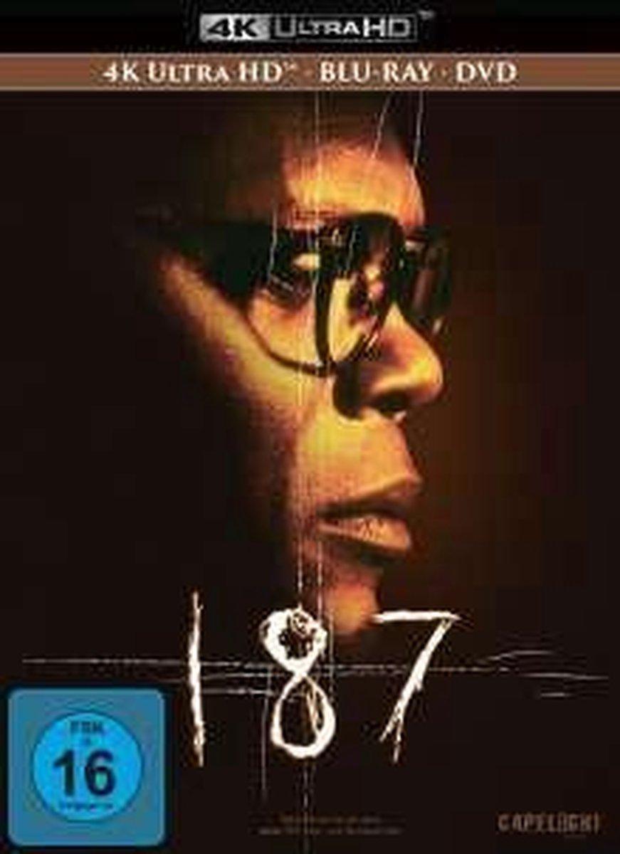 One Eight Seven (1997) (Ultra HD-Blu-ray & Blu-ray & DVD im Mediabook)-