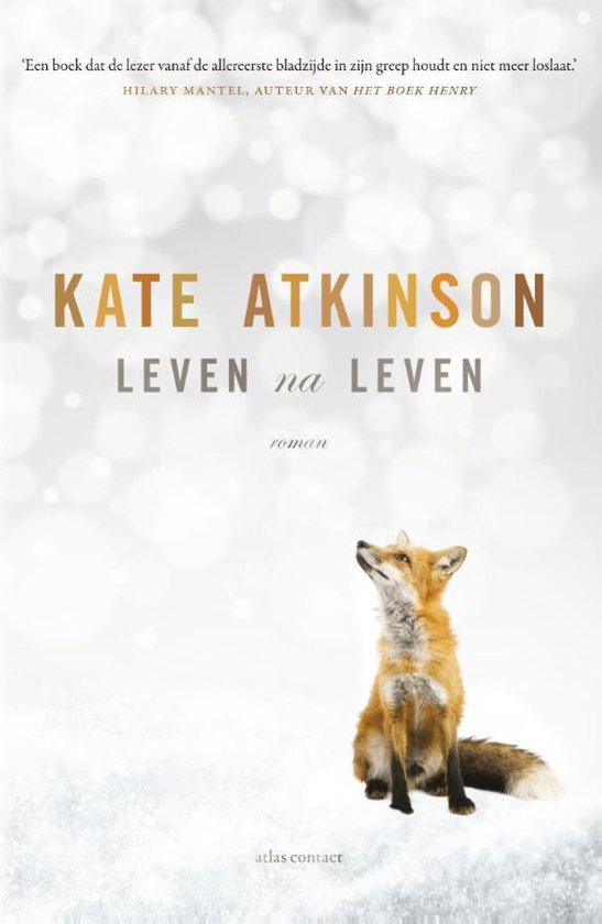 Leven na leven - Kate Atkinson |