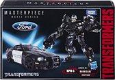 Transformers Masterpiece Decepticon Barricade MPM-5