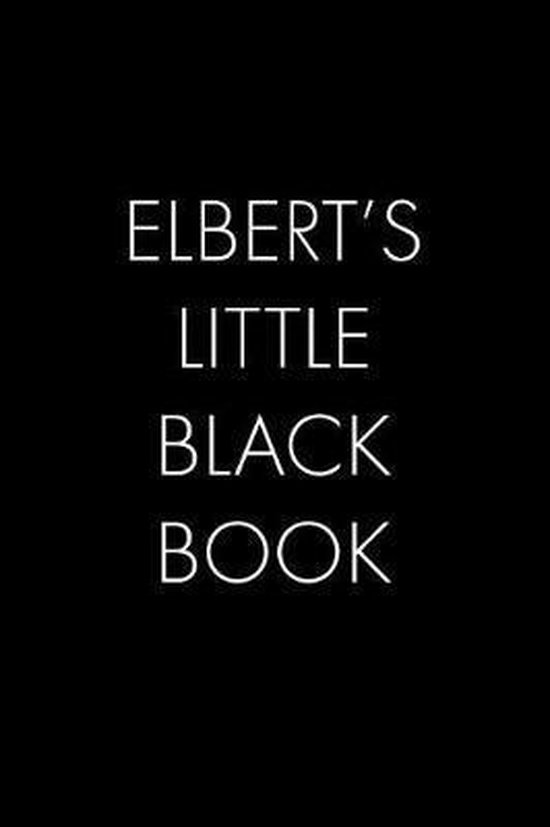 Elbert's Little Black Book