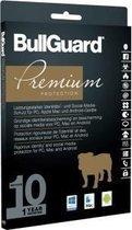 Bullguard Premium Protection 10 apparaten Mac / Wi