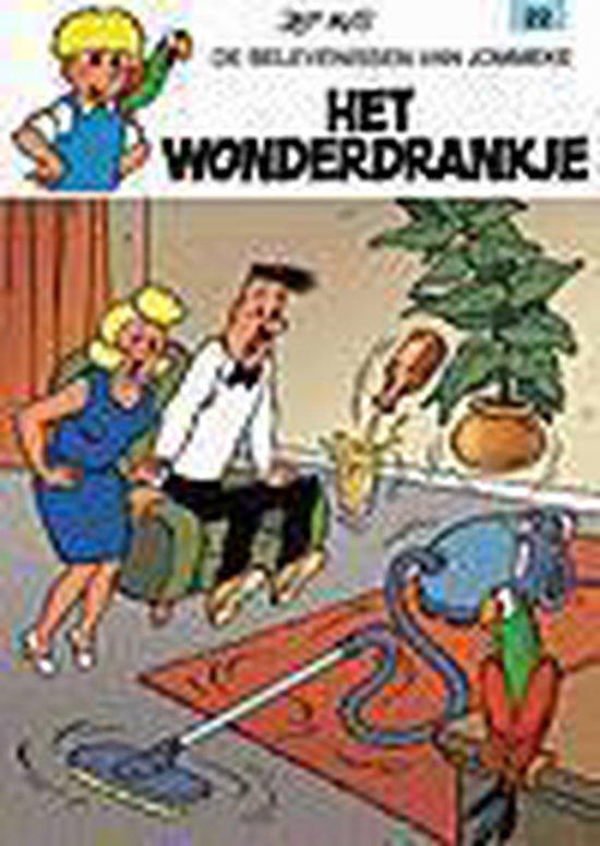 Jommeke: 022 Het wonderdrankje - Jef Nys   Fthsonline.com