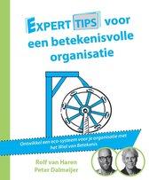 Experttips boekenserie - Experttips voor een betekenisvolle organisatie