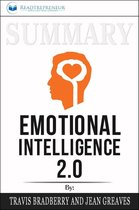 Boek cover Summary of Emotional Intelligence 2.0 by Travis Bradberry & Jean Greaves van Readtrepreneur Publishing