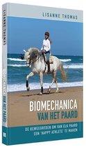 Boek cover Biomechanica van het paard van Lisanne Thomas (Hardcover)