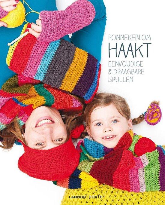 Ponnekeblom haakt - Els van Hemelryck |