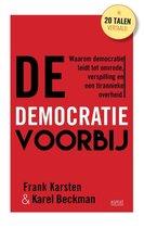| De democratie voorbij | 9789059114524 | Frank