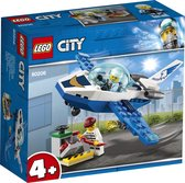 LEGO City 4+ Luchtpolitie Vliegtuigpatrouille - 60206