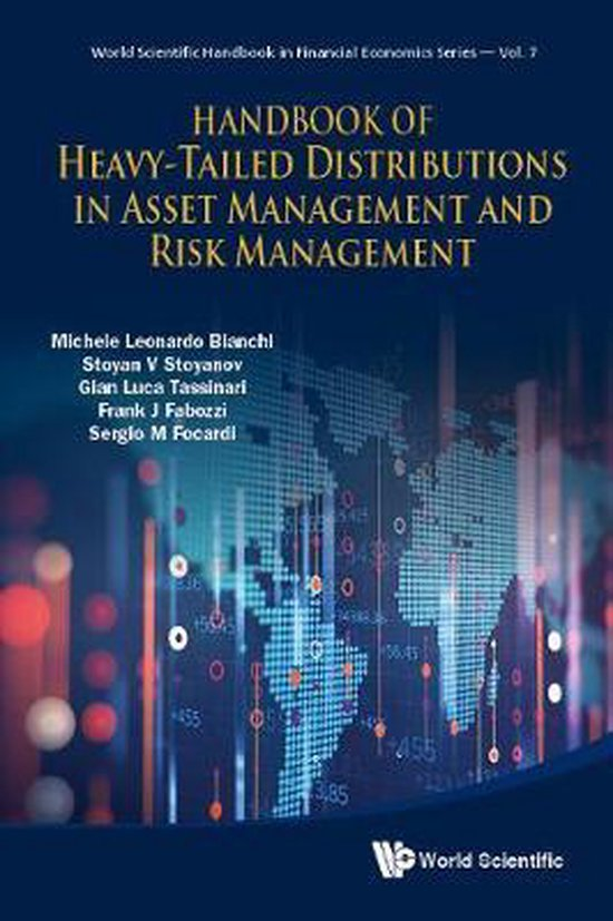 Handbook Of Heavy-tailed Distributions In Asset Management And Risk Management