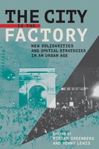 Boek cover The City Is the Factory van