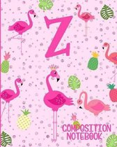 Composition Notebook Z