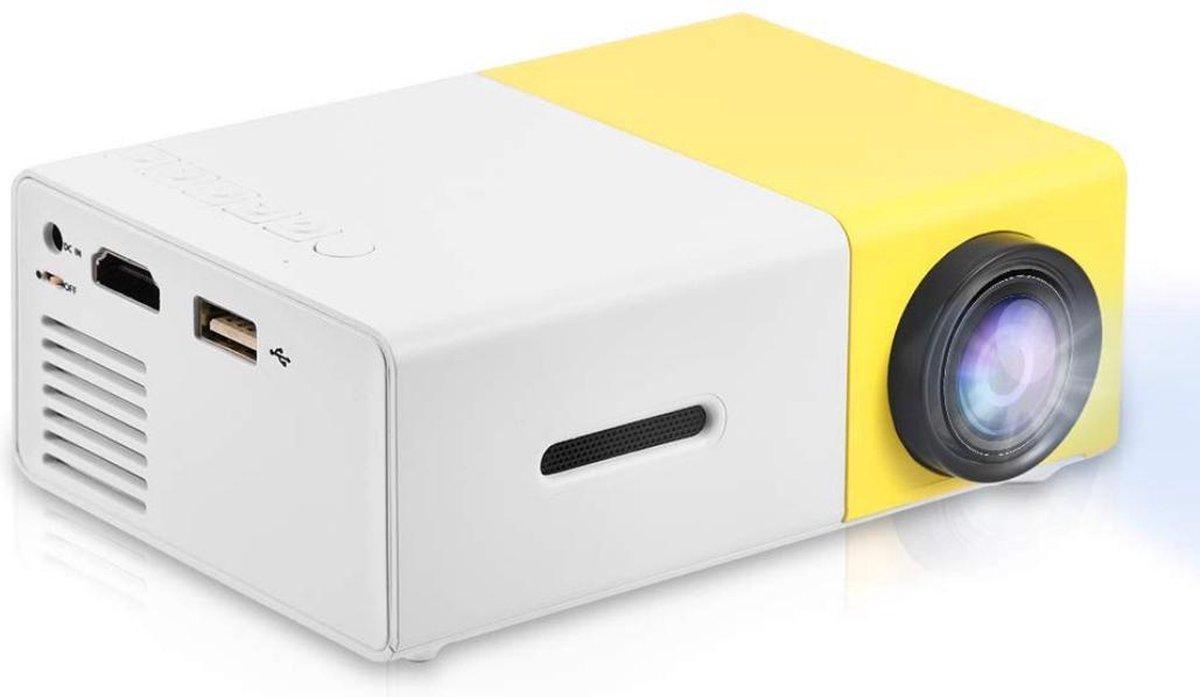 Mini Beamer   Full HD   1080P   Mini LED Projector   Draagbare Pocket Beamer