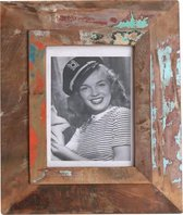 Raw Materials Scrapwood fotolijst – 30x35cm – Gerecycled hout