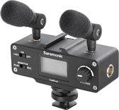 Saramonic CaMixer Audio Interface voor DSLR