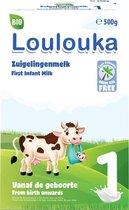 Loulouka 1 Zuigelingenmelk - 500g