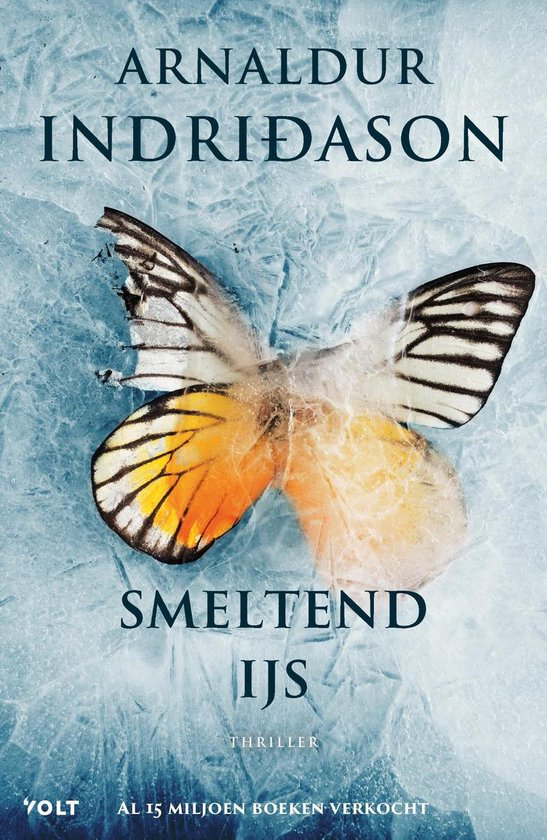 Boek cover Smeltend ijs van Arnaldur Indridason (Paperback)