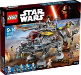 LEGO Star Wars Captain Rex's AT-TE - 75157