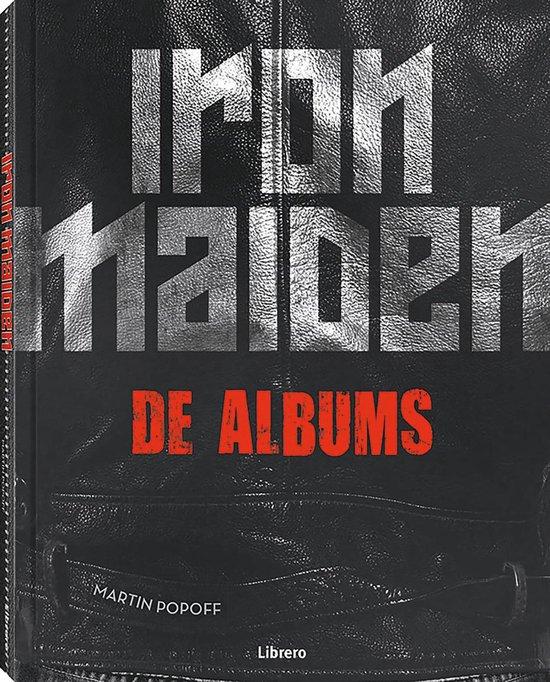 Boek cover Iron Maiden van Martin Popoff (Hardcover)