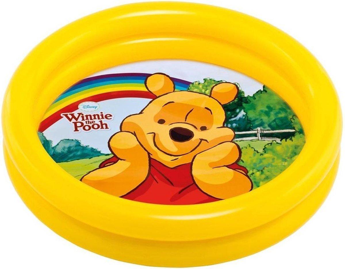 Intex Opblaasbaar Babybadje Winnie The Pooh 61 Cm X 15 Cm
