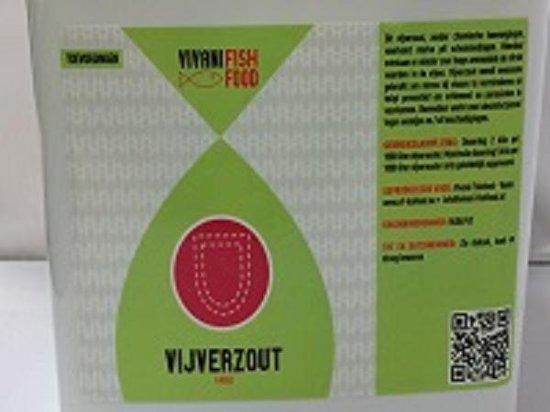 Vivani aquarium / vijver zout 220ml - 310 gram