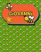 Handwriting Practice 120 Page Honey Bee Book Giovanni
