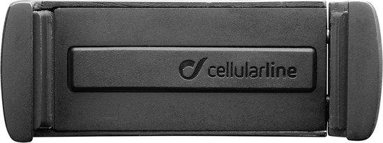 Cellularline Handy drive Mobiele telefoon/Smartphone Zwart Passieve houder