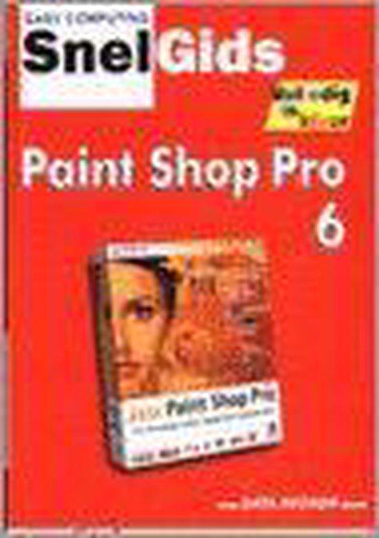 Snelgids Paint Shop Pro 6