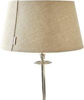 Fabulous Lampshade Round flax 40x5