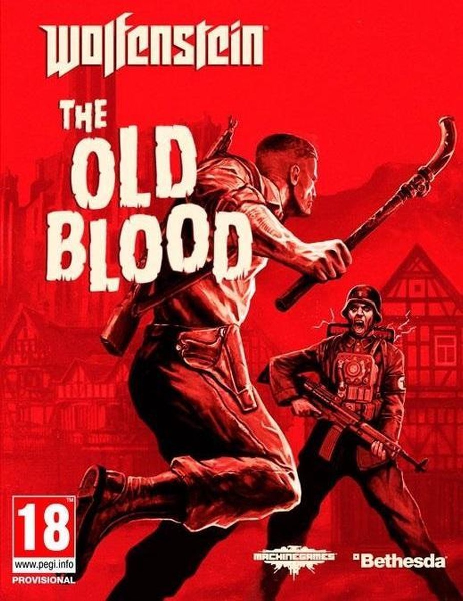 Wolfenstein: The Old Blood - Windows Download - Bethesda