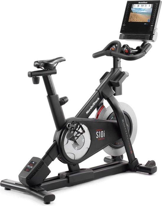 Indoorbike NordicTrack S10i - incl. trainingscomputer