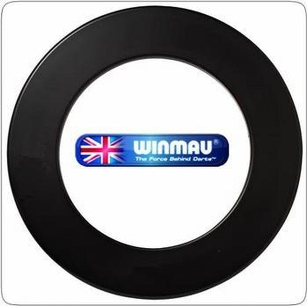 Winmau Surround Ring Zwart Per stuk