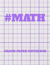 #Math Graph Paper Notebook