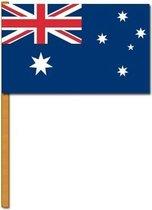 Luxe zwaaivlag Australie