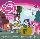 """My Little Pony 05 """"Das fremde Zebra"""""""
