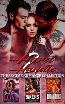 2 Hard 2 Handle : Threesome Romance Collection