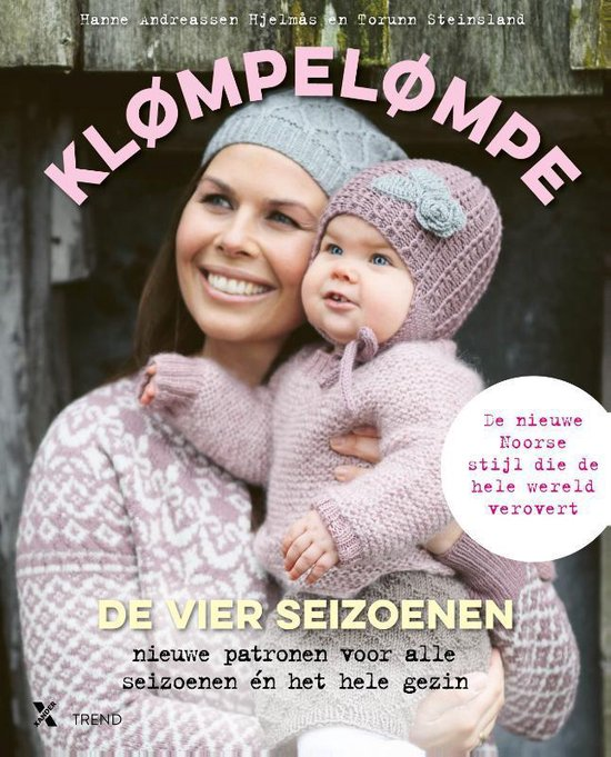 Klømpelømpe - De vier seizoenen MP - Torunn Steinsland |